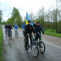 Велопробіг до Дня пам'яті та примирення!