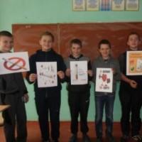 Акція з нагоди відзначення Міжнародного дня відмови від паління