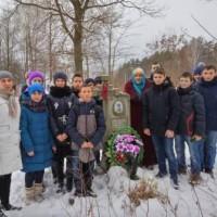 Вшанування пам'яті односельця
